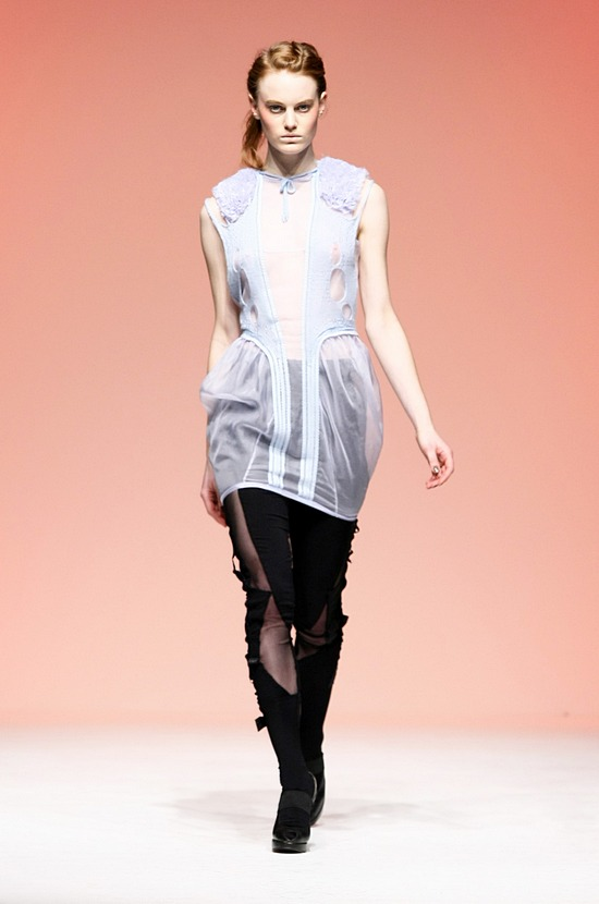 Bora Aksu - AW10/11 - confidence of late-adolescence - London