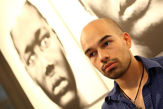 Alexander Palacios – Vernissage – Basel