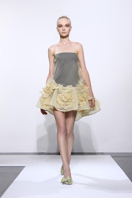Edel und Elegant – Valentino Haute Couture – AW10