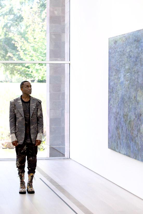 Die Liebe zu Kunst und Natur - Westwood & Beyeler - Kontrast und Harmonie