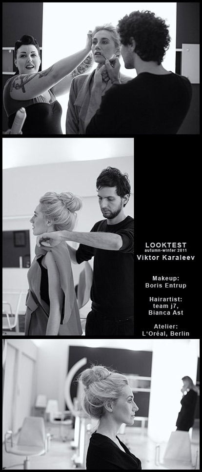 Looktests - Mercedes Benz Fashion Week Herbst-Winter 2011