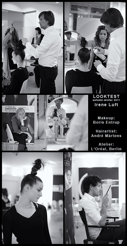 Looktests - Mercedes Benz Fashion Week Herbst-Winter 2011