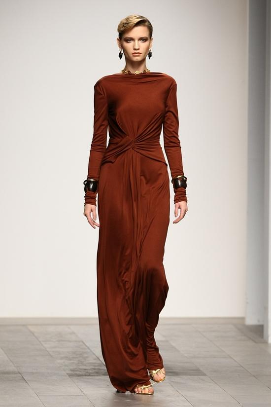 London Fashion Week AW11 - zweiter Tag
