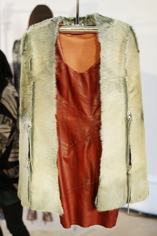 London Fashion Week AW11 – vierter Tag