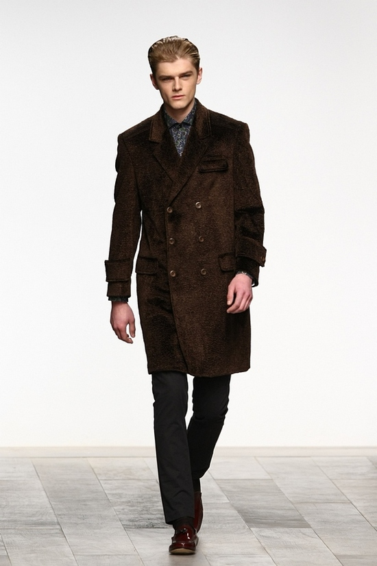 London Fashion Week AW11 - erster Tag