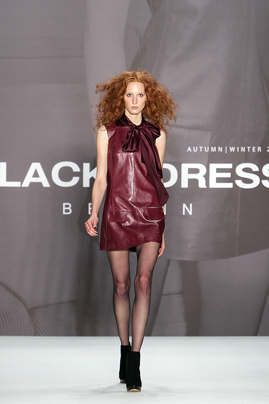 Blacky Dress Berlin AW2011