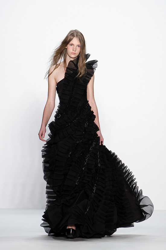 Lever Couture AW11 - eine Liebeserklärung