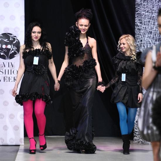 Irina & Oksana Murashka AW11