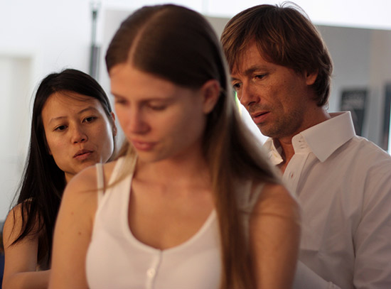 Klassische Natürlichkeit - Looktest für Perret Schaad bei L'Oréal Professionnel
