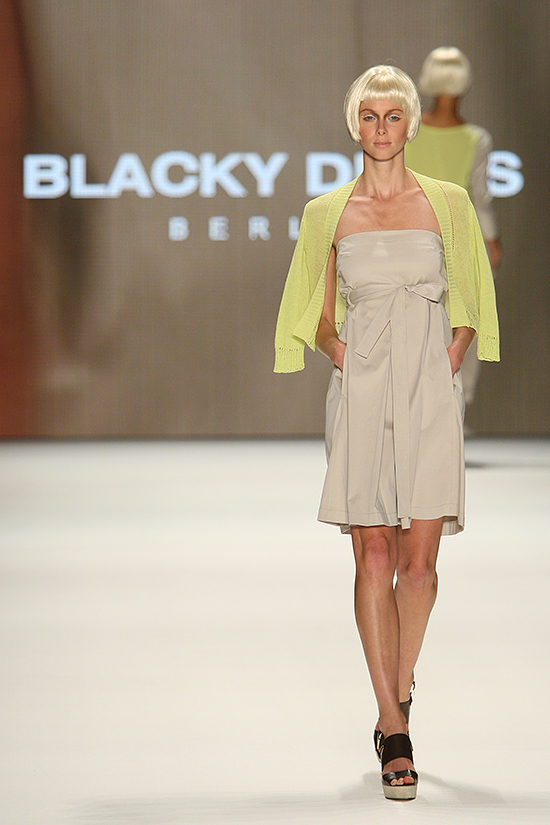 Blacky Dress SS12
