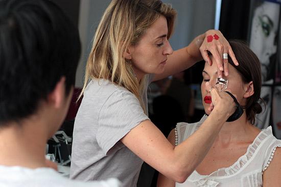 Luftig und sexy - Looktest für Hien Le bei L'Oréal