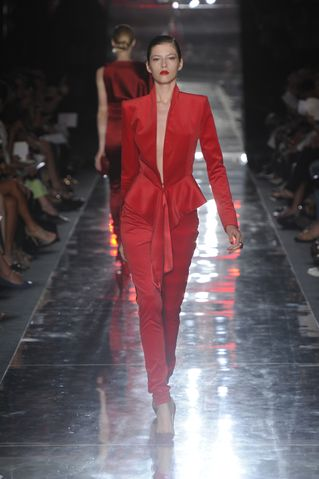 ALEXANDRE VAUTHIER AW11/12 Couture Collection