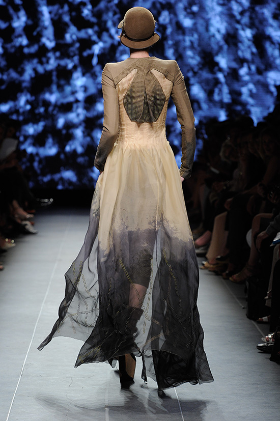 JULIEN FOURNIE Couture AW11