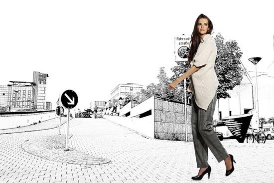 Frau & Stadt N°5