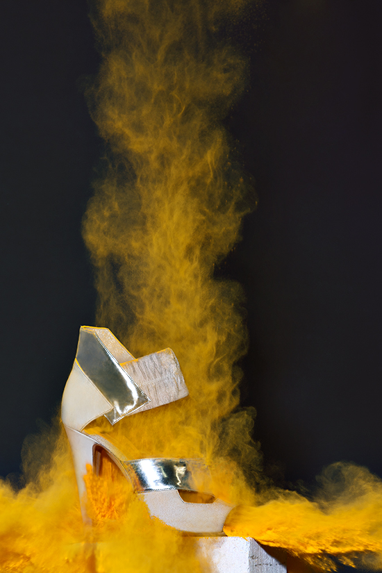 exploding shoes