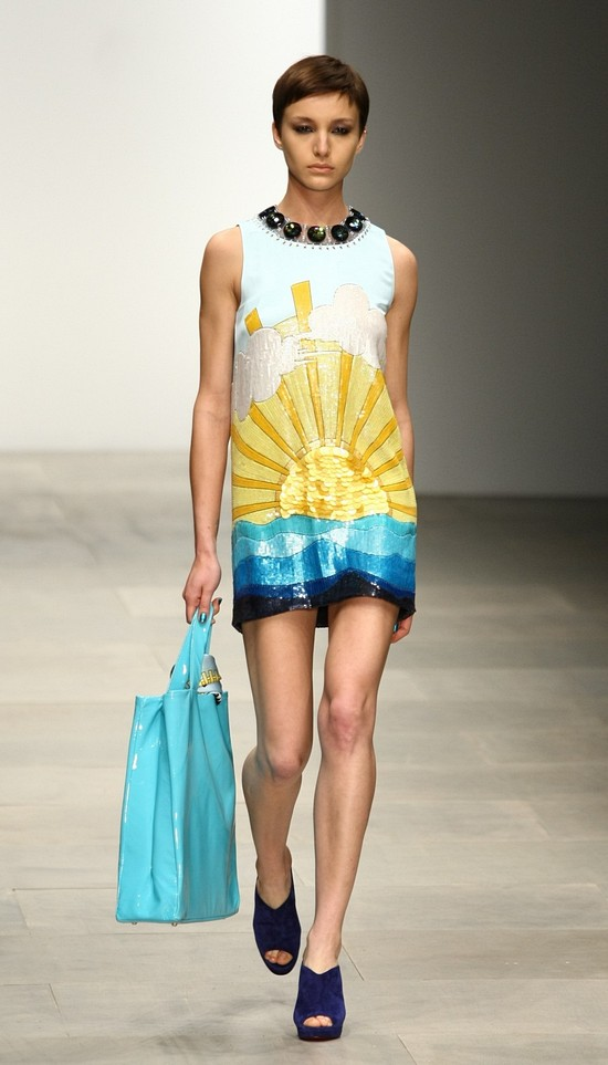 Holly Fulton SS12