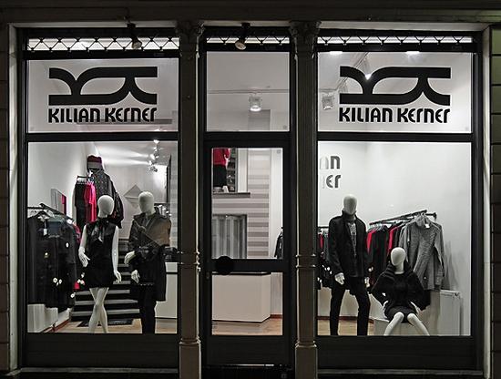 Kilian Kerner - Zürich und Wiesbaden