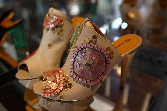 Joanne Stoker – Schuhe – SS12