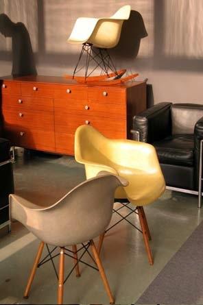 Vintage-Möbel zum Anfassen