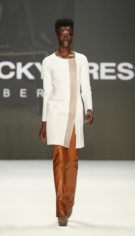 Blacky Dress Berlin AW12