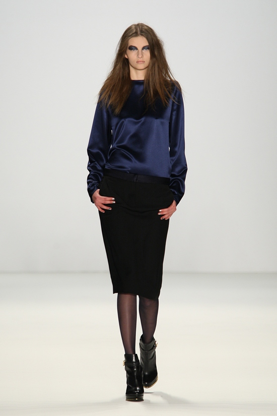 Berlin Fashion Week AW12 – Vorschau Tag 4