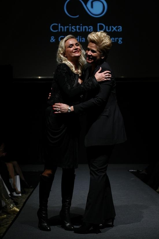Christina Duxa & Claudia Effenberg