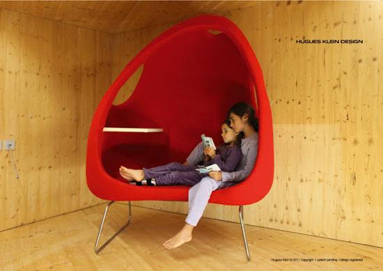 Hugues Klein - Designkonzept