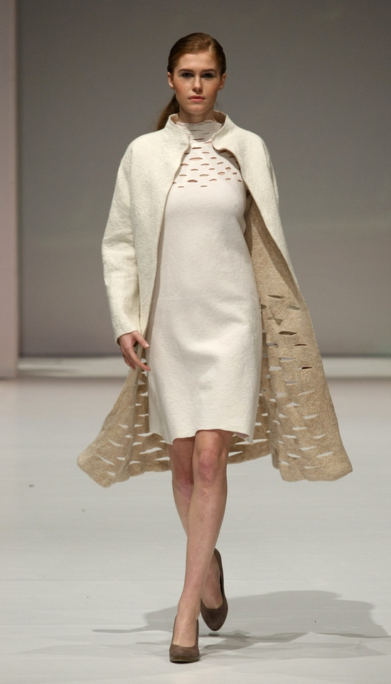 Hut Up – Christine Birkle AW12