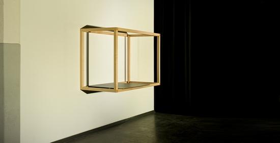 """David Hanauers """"living structure"""" lädt ein zur Reflexion"""