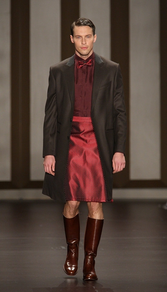 BEAUTYBERRY BY WANG YUTAO (王玉涛) - AW12