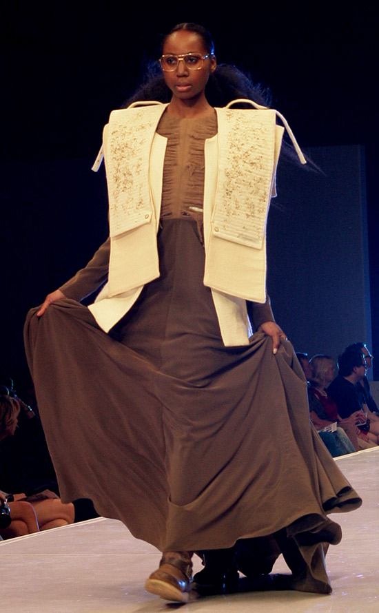 ESMOD Graduate Fashion Show Juni 2012