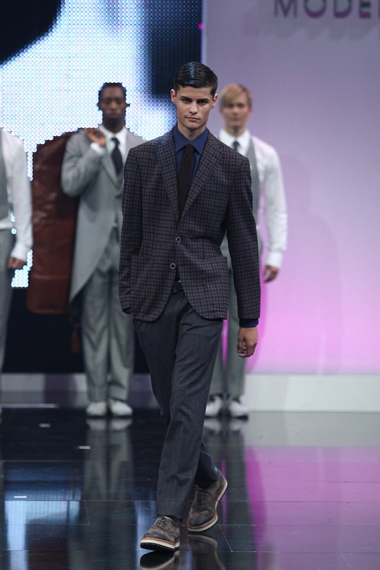 Elite Model Look 2012 - Finale Schweiz