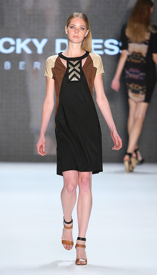 Blacky Dress SS13