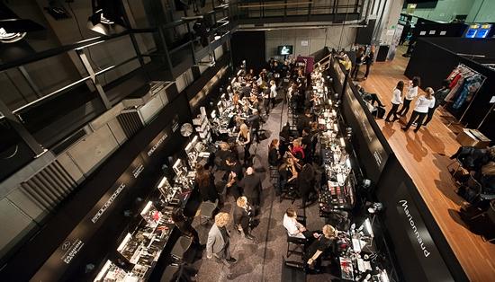 Zurich Fashion Days - Backstage - Impressionen