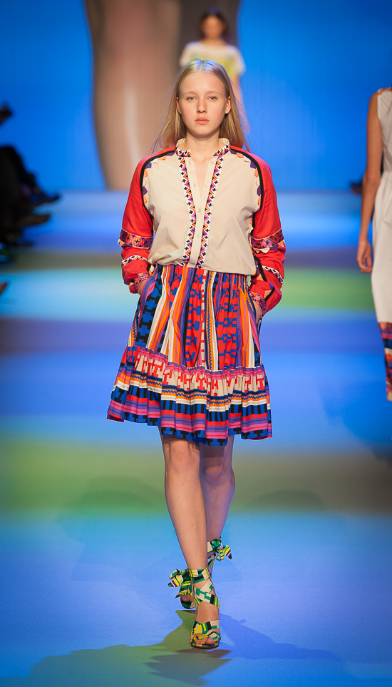 Zurich Fashion Days 2012 – Die Veranstaltung