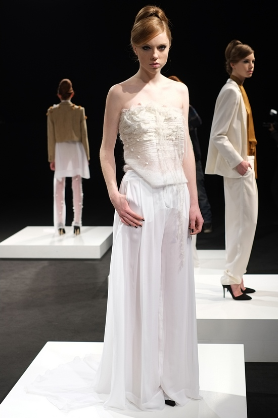 Vorschau Berlin Fashion Week AW13 - Freitag 18.1.