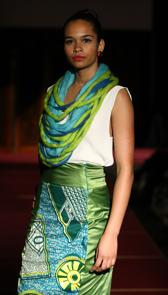 Fashionweek aw 2013 Berlin - African Fashion Day