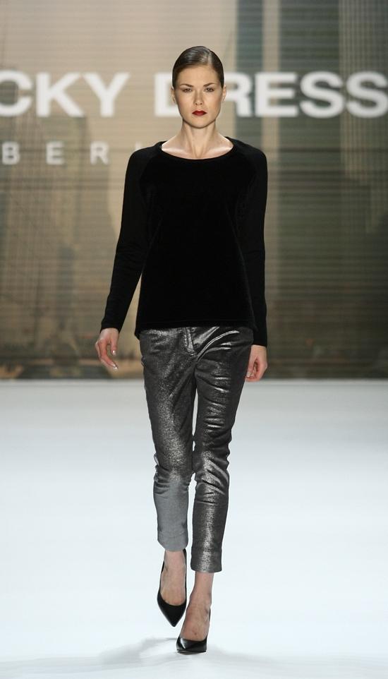 Blacky Dress AW13