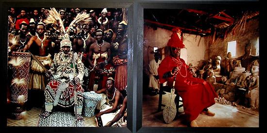 Afro-Design: Sich setzen, sich legen und träumen