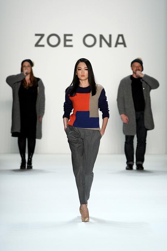 Zoe Ona AW13