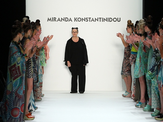 Miranda Konstantinidou Resort & Cruise Wear (AW13)