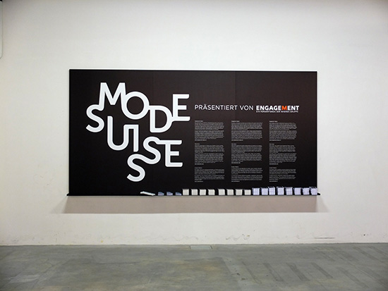Mode Suisse Edition Speciale 10.-16.6.2013