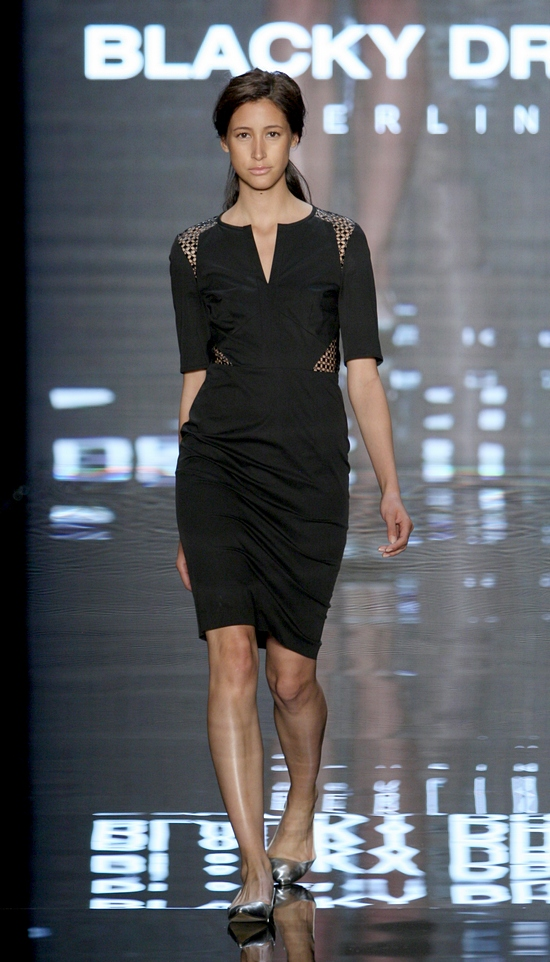 Blacky Dress SS14