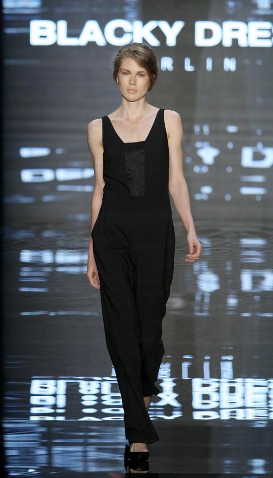Blacky Dress SS14