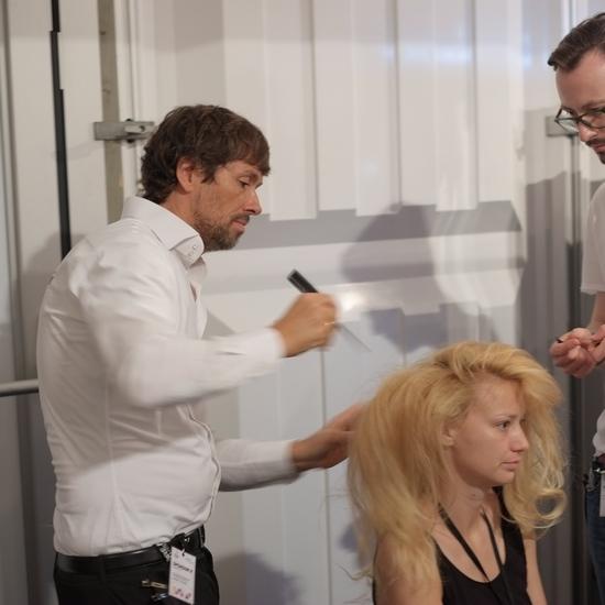 Hinter den Kulissen der Fashion Week – André Märtens