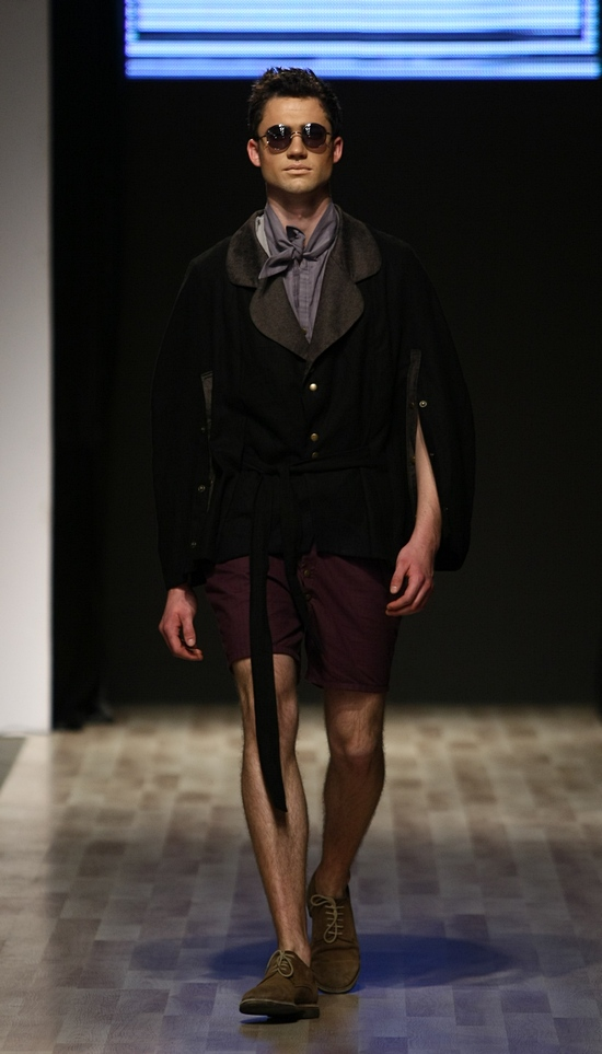 Übersicht Lviv Fashion Week SS14