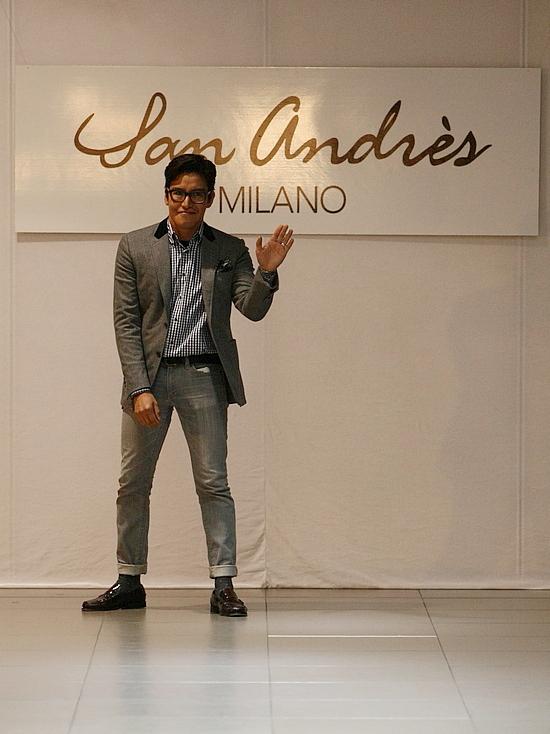 San Andrés Milano SS14