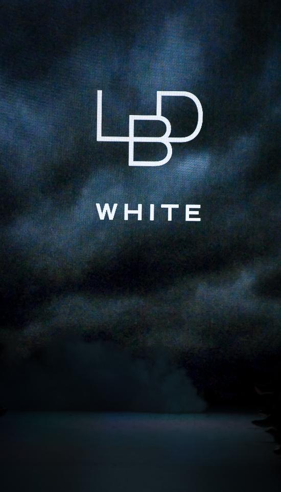 LBD - White SS14