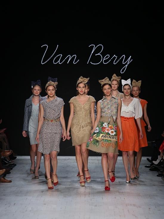Van Bery SS14