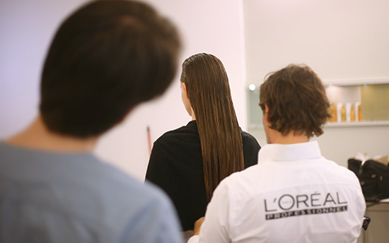 Looktests MBFW SS2015